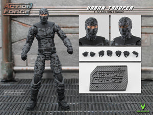 Action Force Urban Trooper 6 Inch Action Figure PRE-ORDER