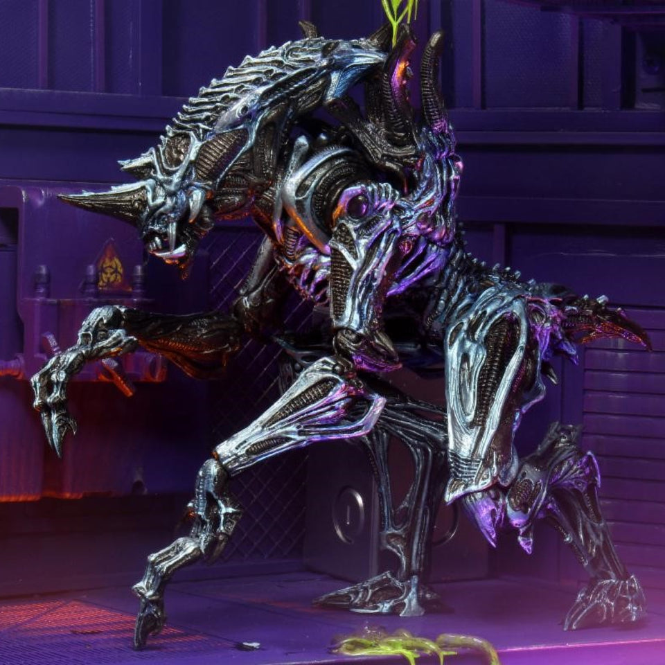 NECA Alien Ultimate Rhino Alien Kenner Tribute Version 2 7 Inch Scale Action Figure PRE-ORDER