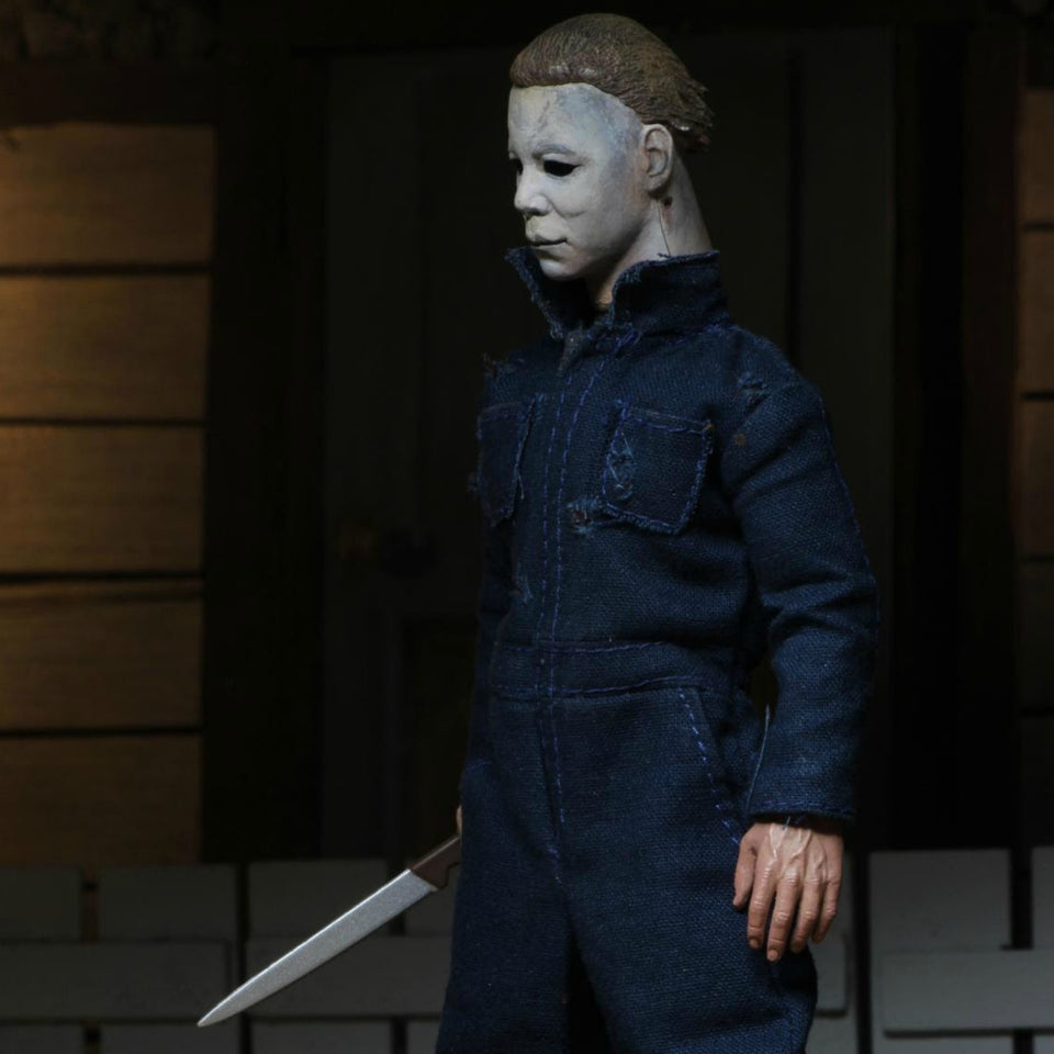 NECA Halloween 2 (1981) 8 Inch Clothed Figure Michael Myers PRE-ORDER