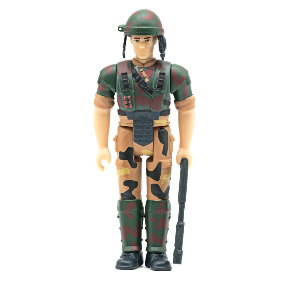 Super7 Aliens ReAction Hicks 3.75 Inch Action Figure