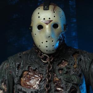 NECA Friday the 13th Part 7 New Blood Ultimate Jason 7 Inch Action Figure PRE-ORDER