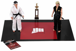 NECA Karate Kid (1984) Tournament 2-Pack 8 Inch Clothed Action Figures PRE-ORDER