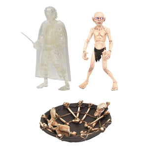 SDCC 2021 The Lord of the Rings Frodo & Gollum Deluxe Action Figure Set PRE-ORDER