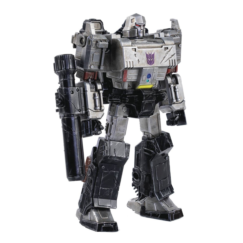 ThreeZero Transformers WFC Megatron DLX Scale Action Figure FREE SHIPPING / PRE-ORDER