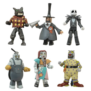 SDCC 2021 The Nightmare Before Christmas Minimates Commemorative Collection Gift Set PRE-ORDER