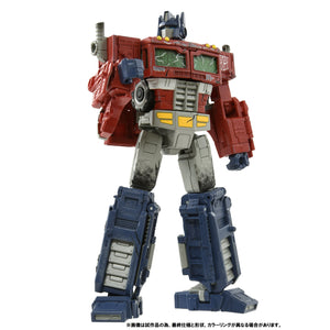 Transformers Premium Finish WFC-01 Optimus Prime Action Figure PRE-ORDER