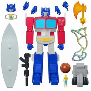 Super7 Ultimates Transformers Series 1 Optimus Prime 7 Inch Action Figure PRE-ORDER