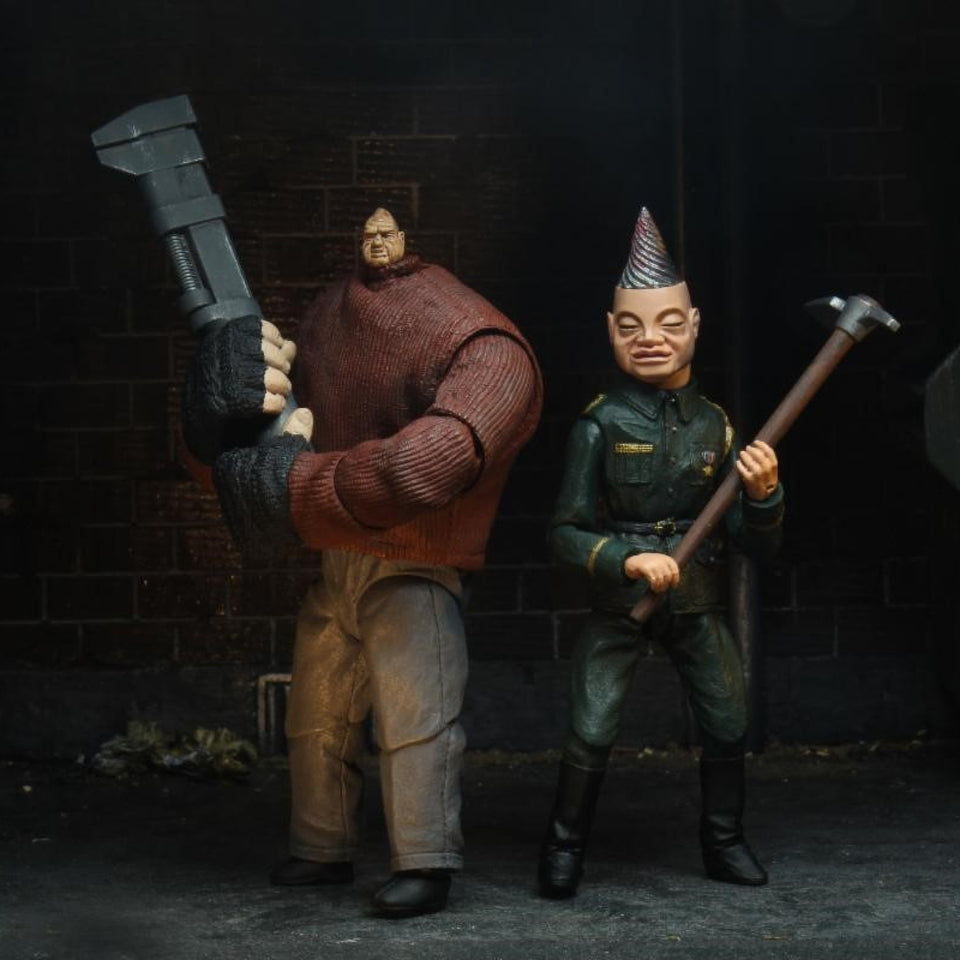 NECA Puppet Master Ultimate Pinhead & Tunneler 7 Inch Action Figure 2-Pack PRE-ORDER