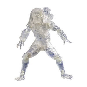 HIYA TOYS Previews Exclusive Predator Invisible Jungle Hunter 1:18 Scale Action Figure