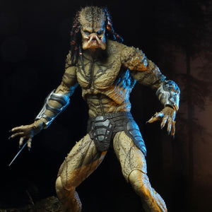 NECA 2018 Predator Deluxe Ultimate Assassin Predator (Unarmored) Action Figure PRE-ORDER