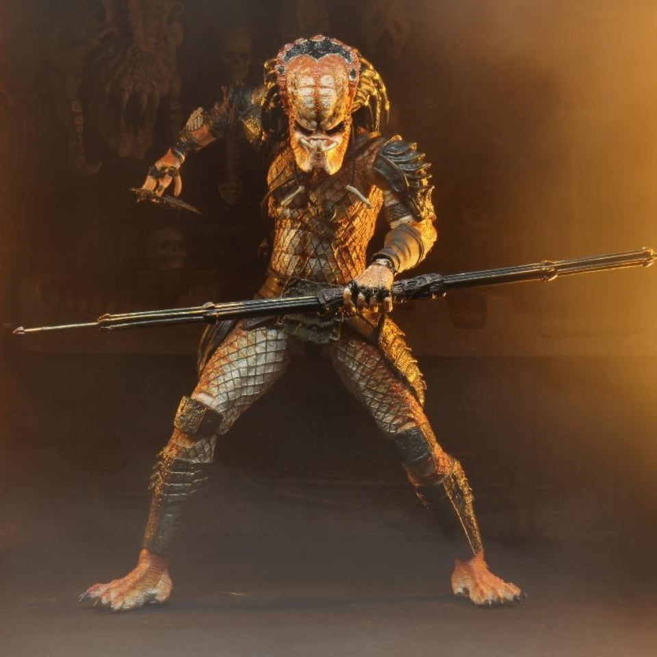 NECA Predator 2 Ultimate Stalker 7 Inch Action Figure