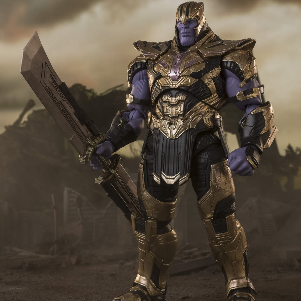 S.H. Figuarts Marvel Avengers: Endgame Thanos Finale Battle PRE-ORDER / FREE SHIPPING