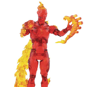 Marvel Select Human Torch Action figure PRE-ORDER