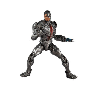 DC Multiverse Justice League Cyborg Action Figure PRE-ORDER