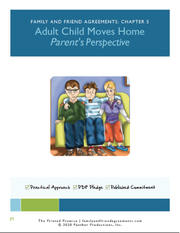 Adult Child Moves Home cover artwork preview.