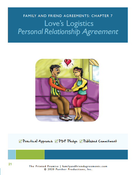 Love's Logistics Agreement - Fillable PDF
