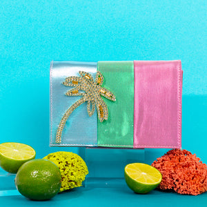 Palm FiFi Clutch