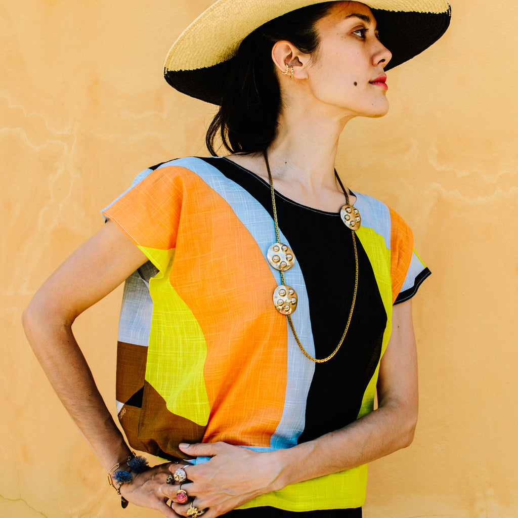GEOMETRIC ABSTRACTION TOP