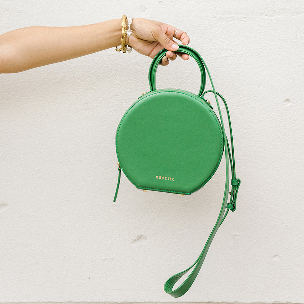AUDETTE'S CIRCLE BAG