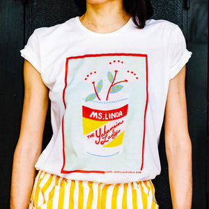 MS. LINDA THE YA-KA-MEIN LADY TSHIRT