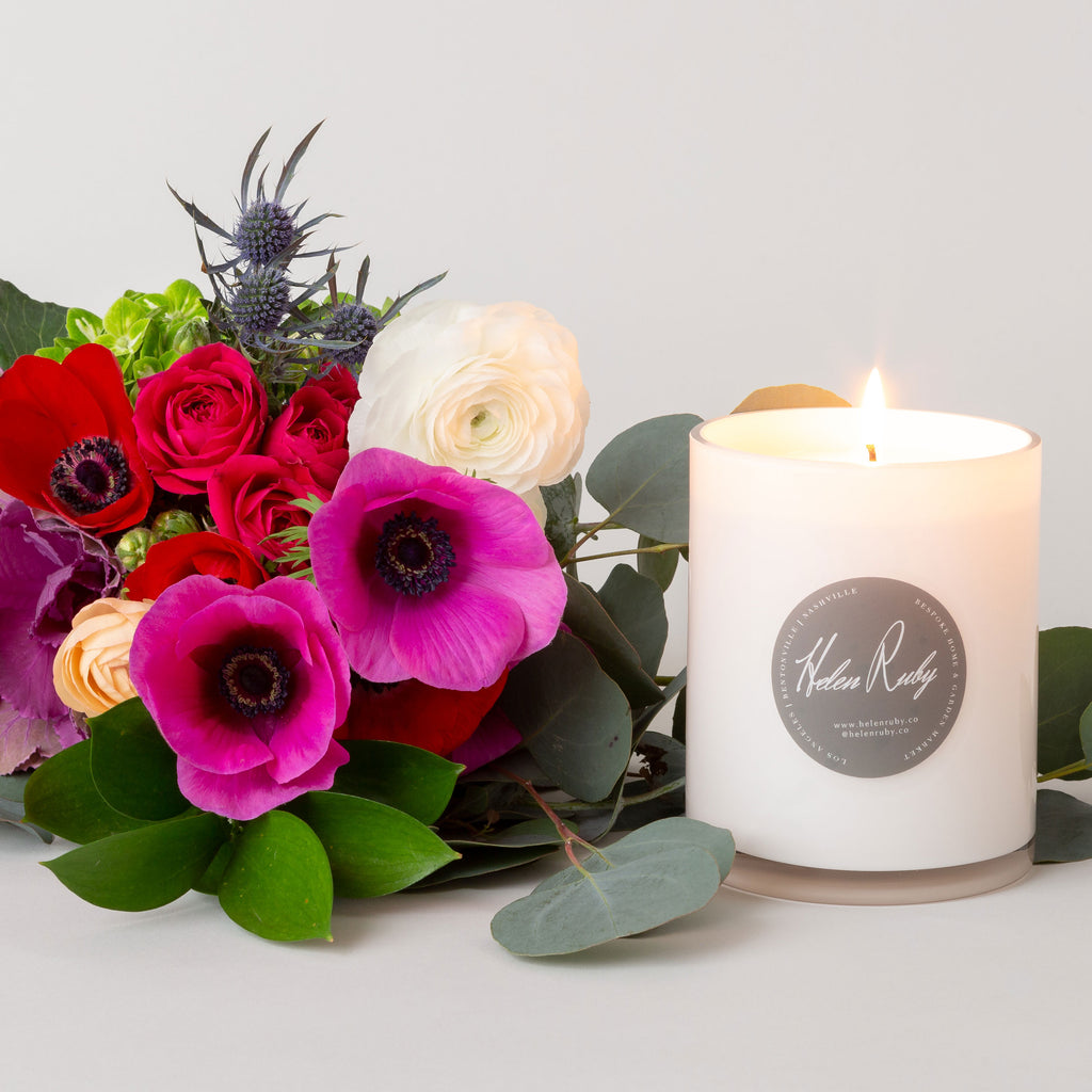 Helen Ruby Candle