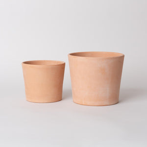 Dusty Terracotta Pot