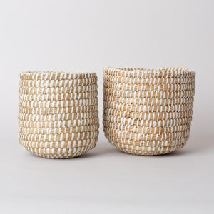 Seagrass Basket Duo