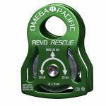 Omega Pacific  REVO RESCUE PULLEY