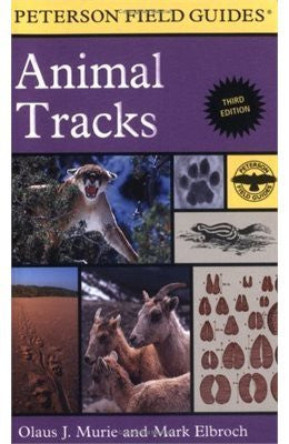 Animal Tracks: Peterson Field Guides