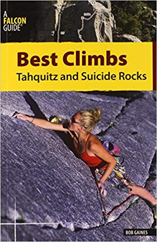 Best Climbs: Tahquitz and Suicide Rocks