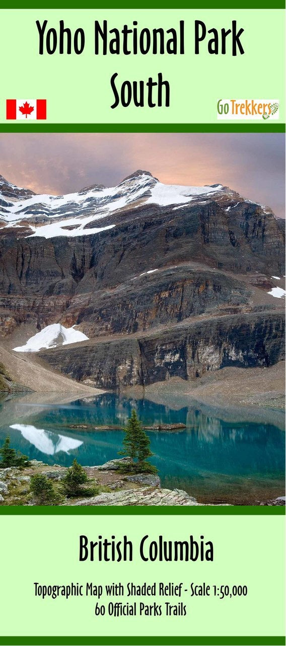 Yoho National Park South