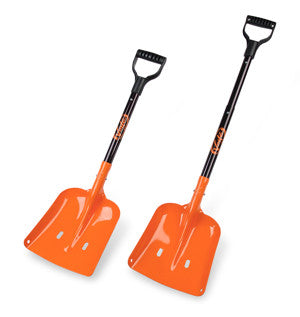 Voile Telepro Avalanche Shovel, T6 Orange