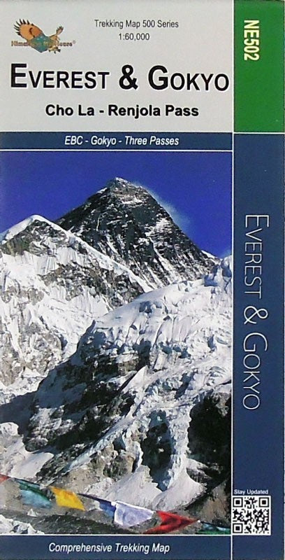 Everest & Gokyo Cho La - Renjola Pass