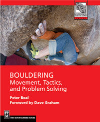 BOULDERING Movement, Tactics, And Problem Solving
