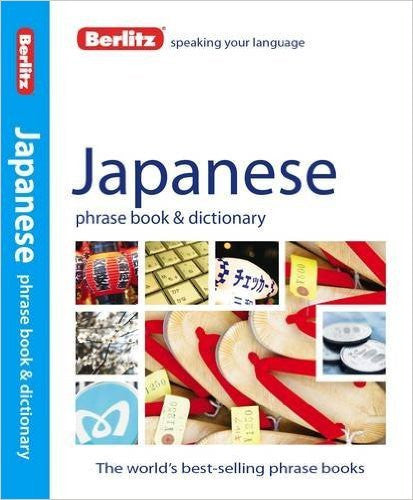 Berlitz: Japanese Phrase Book And Dictionary