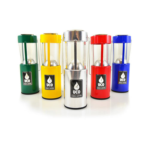 UCO  Original Candle Lantern Assorted Colours