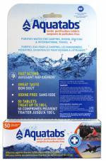 Aquatabs 50 1L Tablets