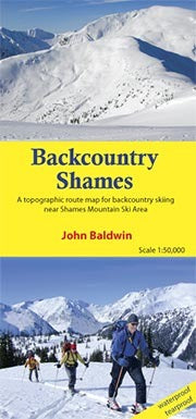 Backcountry Shames Map