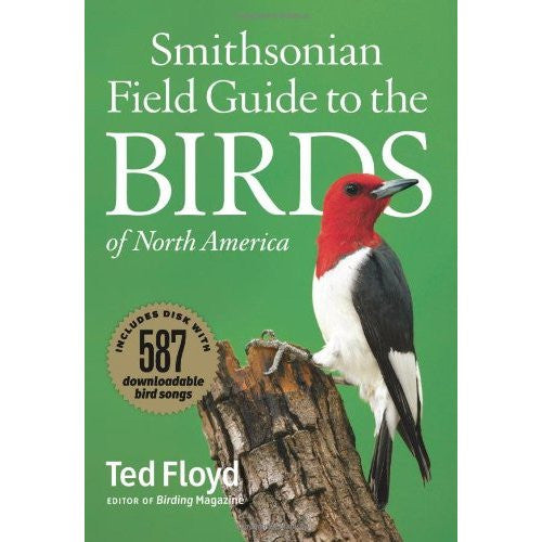 Smithsonian Field Guide to the Birds of North America [Paperback]