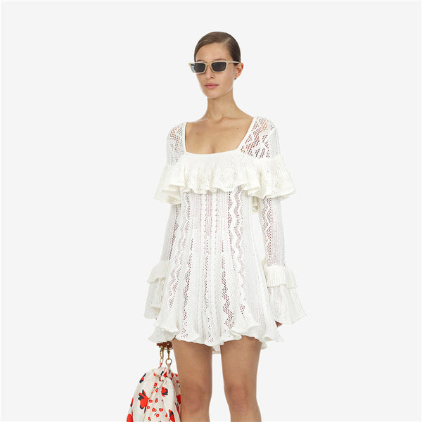 Frilled With It Dress