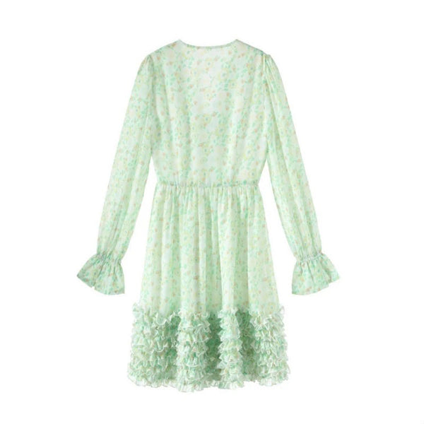 Green with Envy Dress