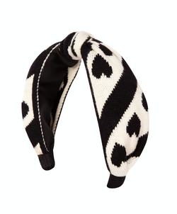 Cashmere Knitted Headband