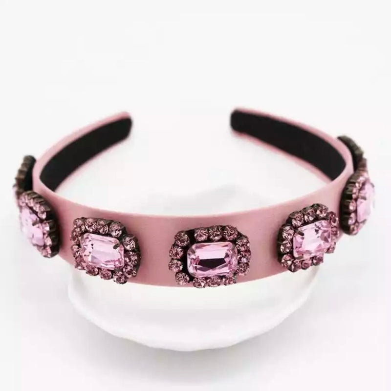 Pink Diamond Crown