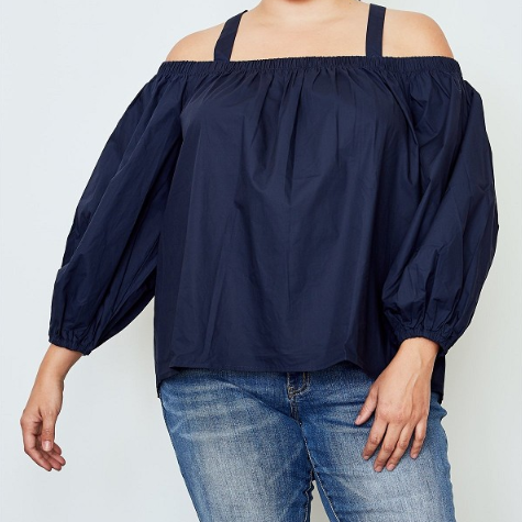 Night Dreamer Blouse - Crown Jewels Boutique