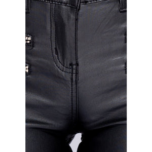 Show Stopper Leather Pants - Crown Jewels Boutique
