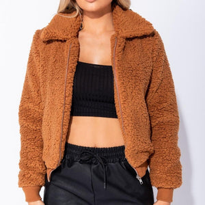 Do You Feel Me Bomber Jacket - Crown Jewels Boutique