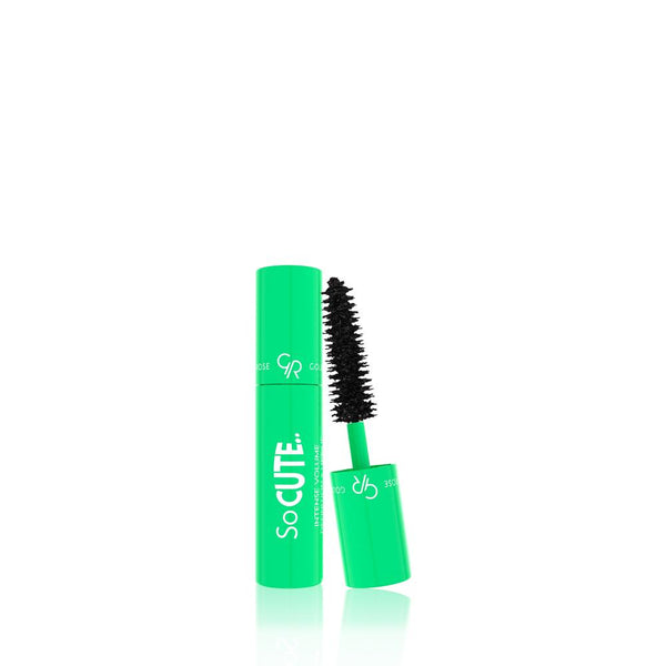 MINI MASCARA So Cute Intense Volume Definition & Lift Up Mascara NEW