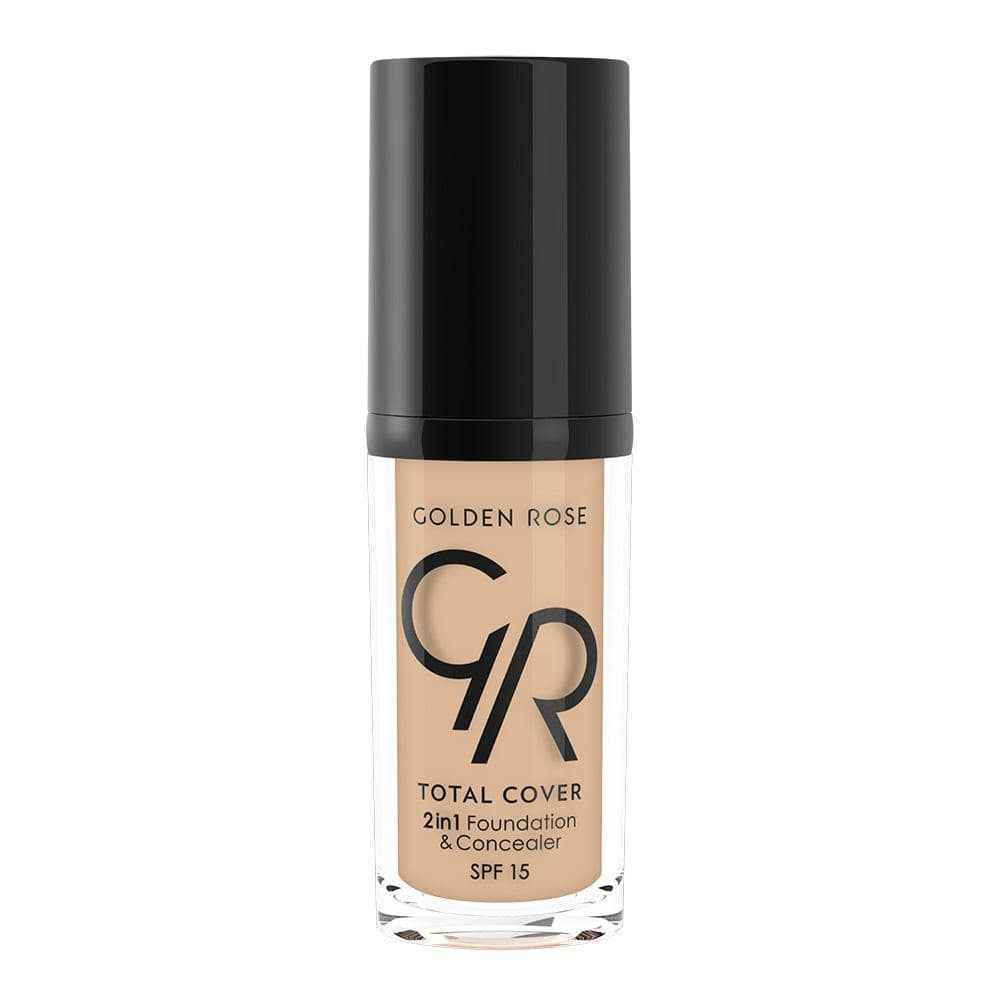 MINI TOTAL COVER 2IN1 FOUNDATION & CONCEALER (MINI)