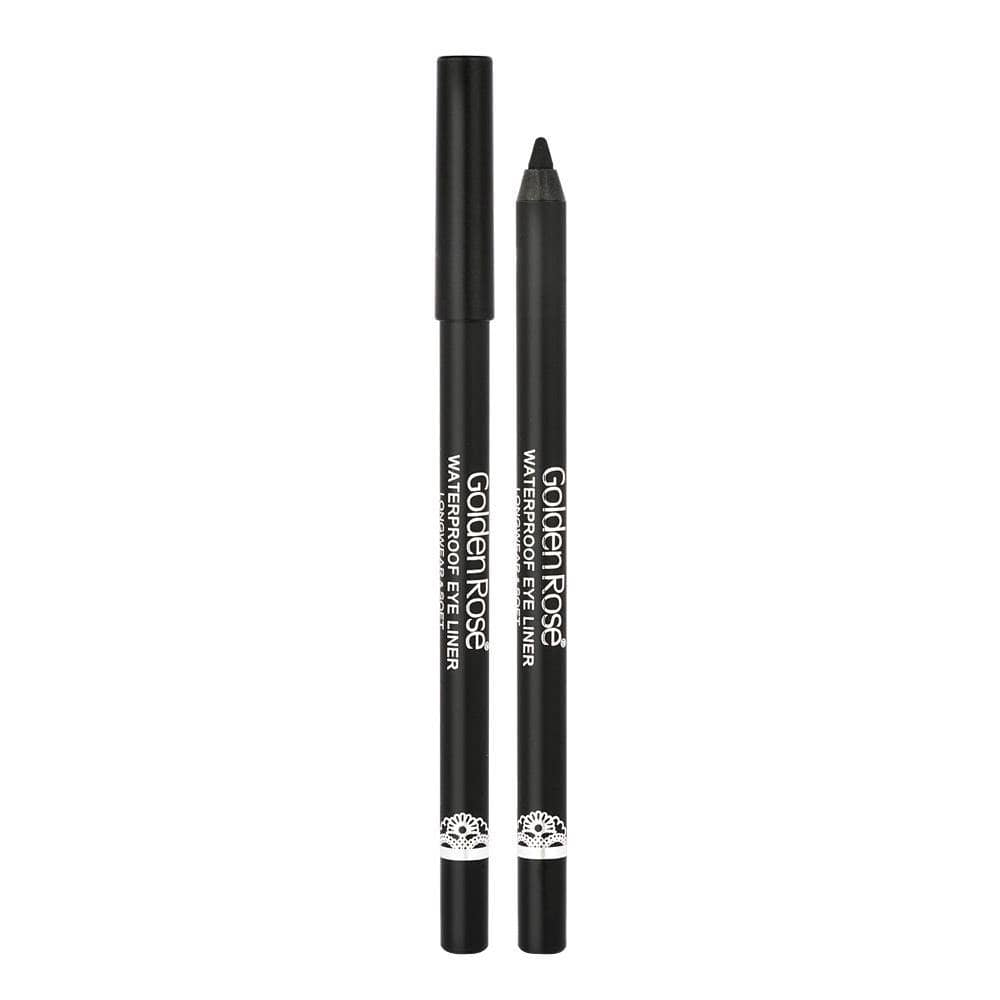 Waterproof Eyeliner Longwear&Soft Ultra Black