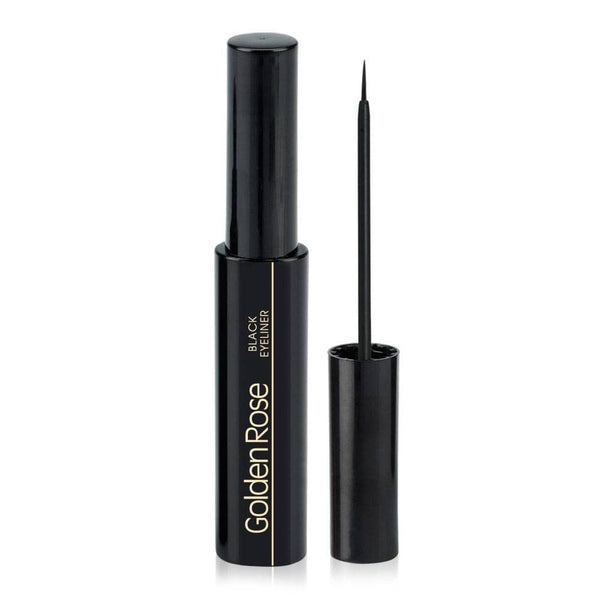 Golden Rose Black Eyeliner